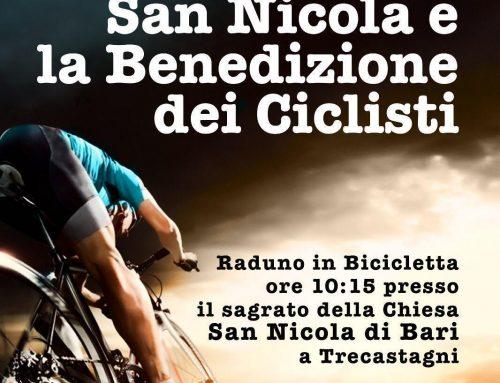 San Nicola e la Benedizione dei Ciclisti
